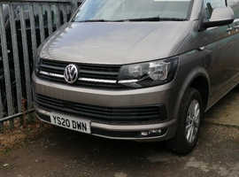 2020(20) VW T6 in MOJAVE BEIGE 150BHP - Highline, SWB Brand New Campervan - Awaiting Conversion