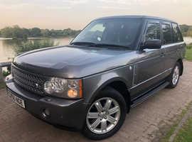 Range Rover, Vogue, 2006 (56) Grey Estate, Automatic Diesel, 152,000 miles