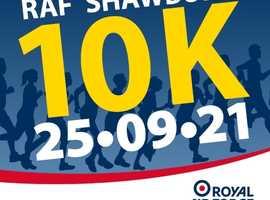 RAF Shawbury Charity 10km