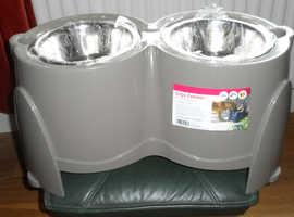 NEW Ergo Large Dog Feeder