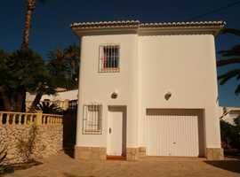 Nice villa for sale Moraira