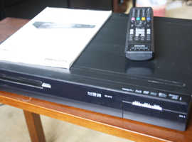 DVD recorder + player and HDD recorder