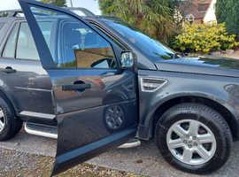 Land Rover Freelander 2, 2010 (10) Grey Estate, Manual Diesel, 112,000 miles