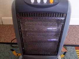 Warmlite halogen heater
