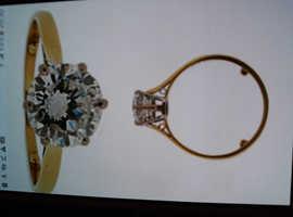 Lost engagement ring Warrington Great Sankey Westbrook area