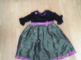 Girls Dress Age 3 to 4