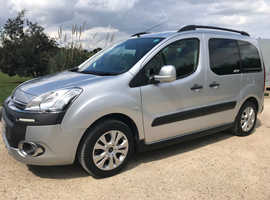 2014 Citroen Berlingo Multispace XTR HDI Wheelchair Accessible WAV 15K Miles Disabled Ex-Motability One Owner 3 Seats A/C Bluetooth