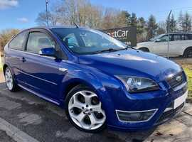 Ford Focus 2.5 ST-2 In a Fabulous Colour, this is one Very Low Mileage ST-2 with Full Service History