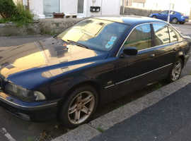 BMW 535, 1999 (V) Blue Saloon, Automatic Petrol, 130,000 miles