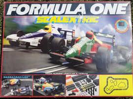Formula One Scalextric Racing Set