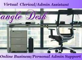 Virtual Clerical Admin Assistant