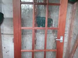 Second hand door interior