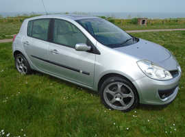 RENAULT CLIO 1.4 PRIVILEGE (newer shape) *Top of the range*  Low mileage