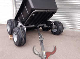 QUAD TRAILER ATV TRAILER | MOWER TRAILER | EQUESTRIAN OFF ROAD TRAILER | STABLES **FREE 24 HOUR DELIVERY**
