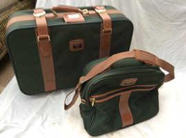 Two Piece Antler Luggage Set