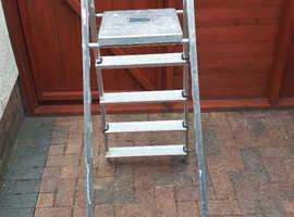 4 Step Abru ladder.