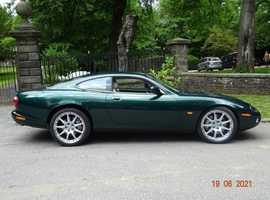 Jaguar Xk8, 2004 (53) Green Sports, Automatic Petrol, 19,622 miles