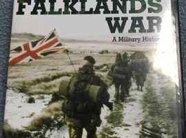 The Falklands War DVD