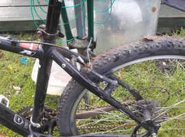 Mountain bike vgc