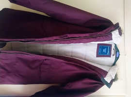 Girls Craghopper Coat aged 13