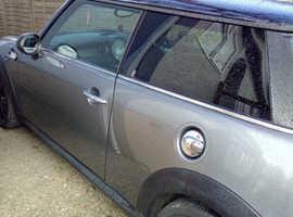 Mini MINI, 2007 (57) Grey Hatchback, Manual Petrol, 109,000 miles