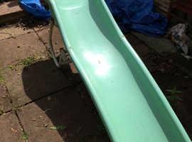 Free plastic kids slide