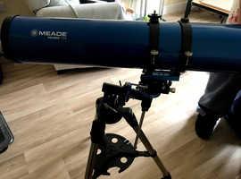 Meade Polaris 114 telescope