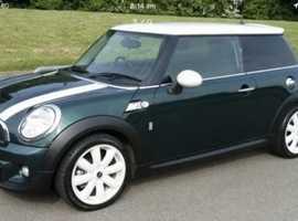 Mini MINI, 2003 (03) Green Hatchback, Manual Petrol, 150,000 miles
