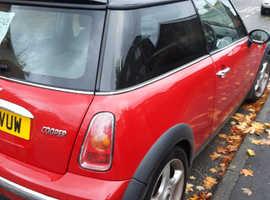 Mini MINI, 2001 (51) Red Hatchback, Manual Petrol, 97,325 miles