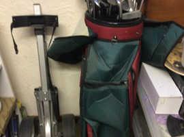Confidence Desert Classic golf clubs