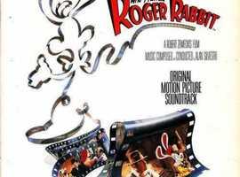 VERY RARE - Who Framed Roger Rabbit Original Soundtrack - VINYL - Excellent condition.