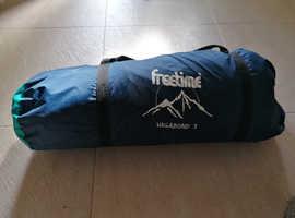 Freetime vagabond 3 tent for sale