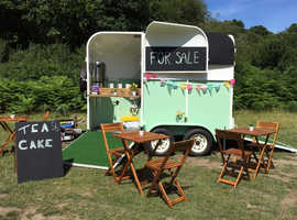 Newly Converted Horse Trailer, Catering Uses