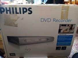 Phillips dvd recorder dvd