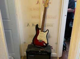 V3 Electronic Guitar