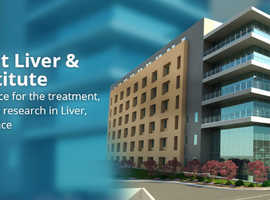 ILBS Hospital Is institute of liver and biliary sciences