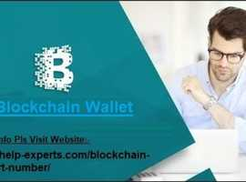 Contact Blockchain Wallet Support To Solve Issues