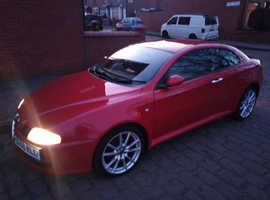 Alfa Romeo ALFA GT, 2006 (56) Red Coupe, Manual Diesel, 120,000 miles