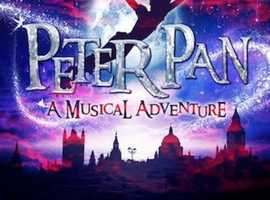 Centrestage Productions Youth Theatre (CPYT) presents Petrer Pan - A Musical Adventure