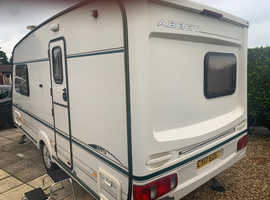 AbbyGTS Vogue Caravan 2 berth