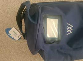 Woof Wear Blue Bridle Bag