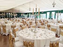 Order Picker and Packer for company supplying products to the Wedding & Hospitality Sector