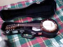 VINTAGE BANJOLIN FULLY RESTORED. PLAY AS A MANDOLIN