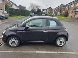 Fiat 500, 2013 (13) Purple Hatchback, Manual Petrol, 29,884 miles