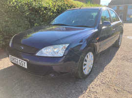 Ford Mondeo,1,8 Petrol, 91,000 miles ONE OWNER FROM NEW