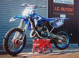 Yamaha Yz125 2006