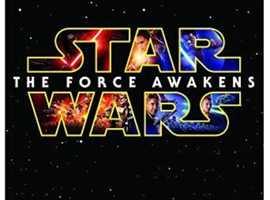 Star Wars Force Awakens BluRay