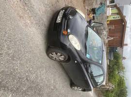 Nissan Micra, 2003 (03) Black Hatchback, Manual Petrol, 2,234 miles