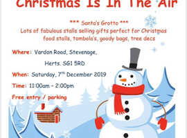 Christmas Fair - free entry