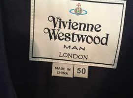 Vivienne Westwood MAN London short sleeve shirt L